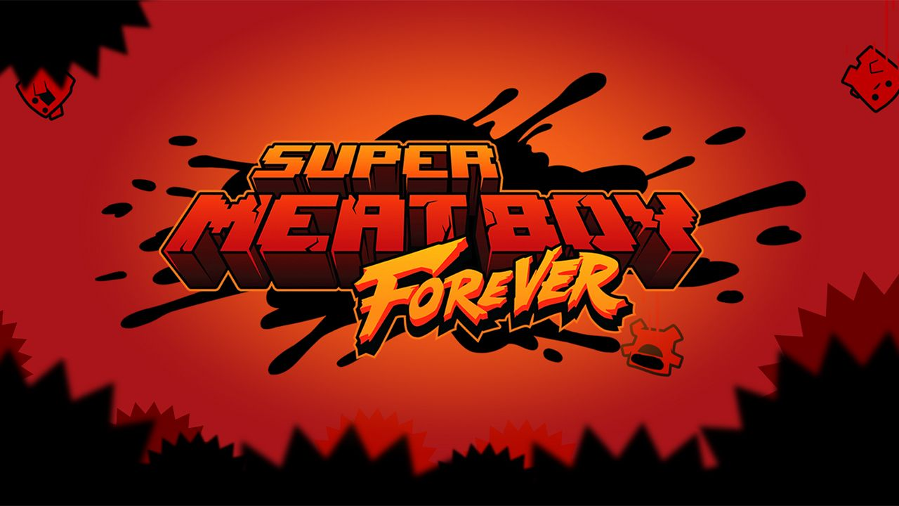 Super Meat Boy Forever de Team Meat