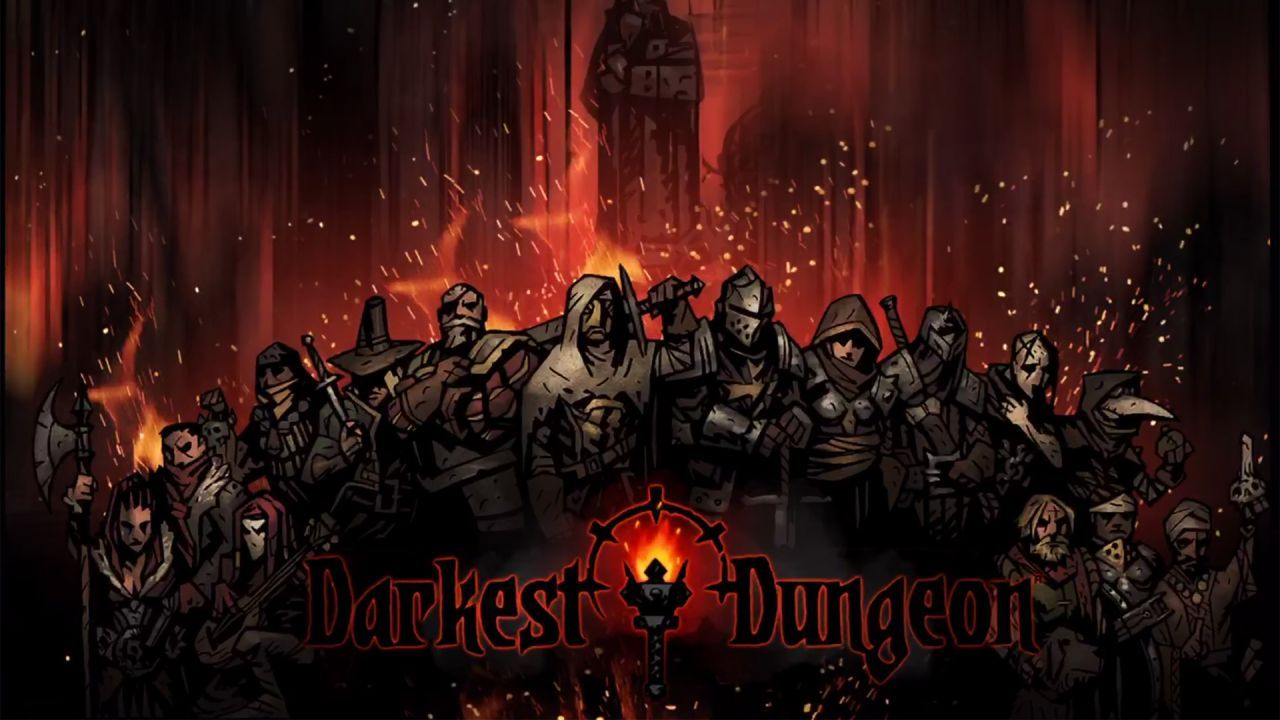 Darkest Dungeon: Tablet Edition de Red Hook Studios