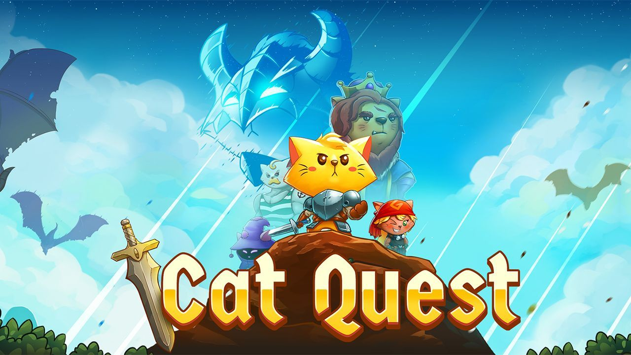 Cat Quest de The Gentlebros