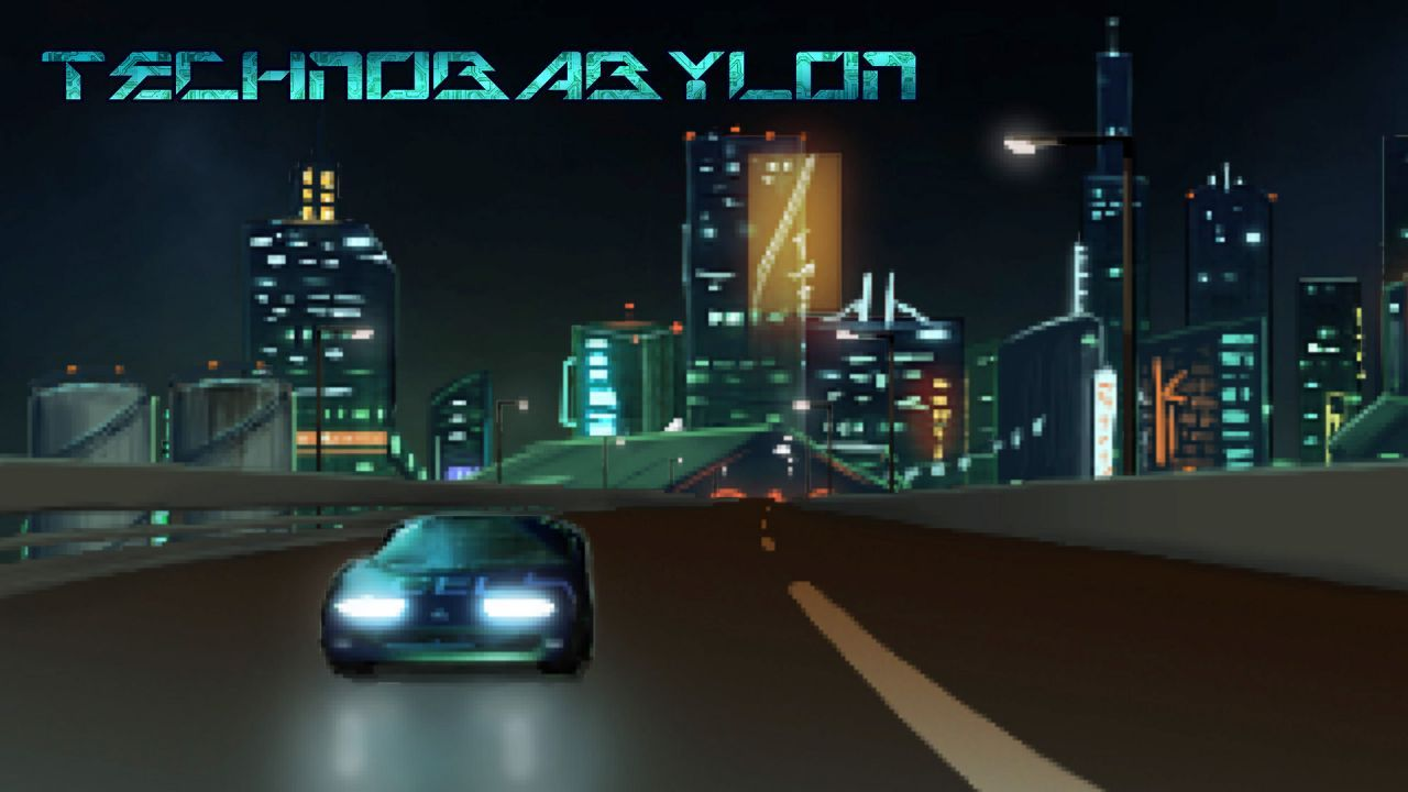 Technobabylon de Wadjet Eye Games