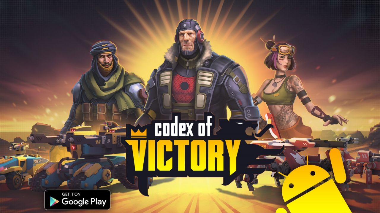 Codex of Victory de AKPublish et Ino-Co Plus