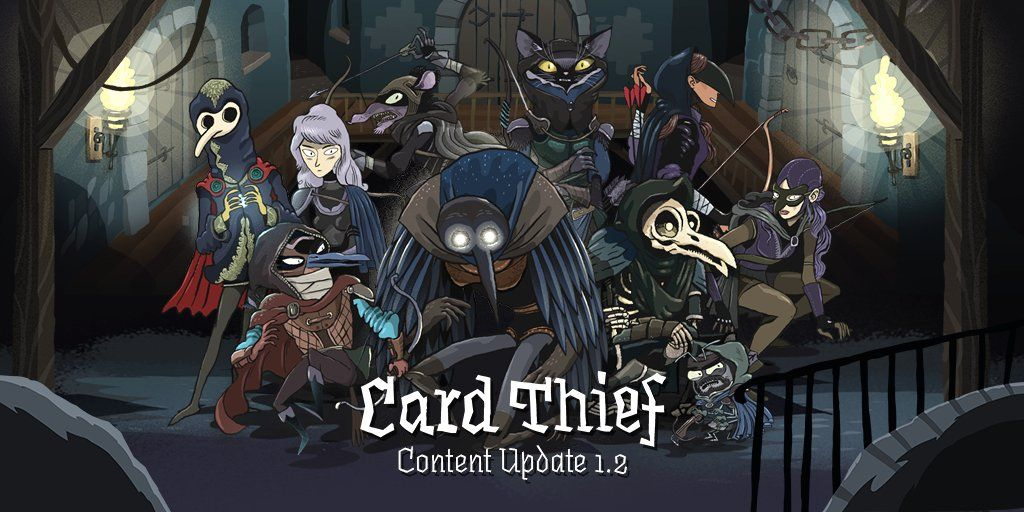 Card Thief de Tinytouchtales
