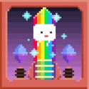 Test iOS (iPhone / iPad) Rainbow Diamonds