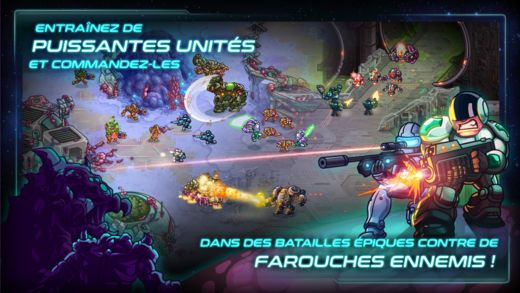 Iron Marines de Ironhide Game Studio