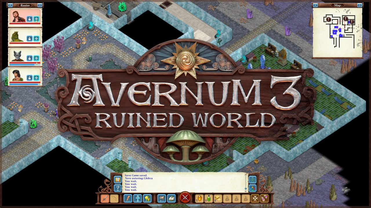 Avernum 3: Ruined World de Spiderweb Software