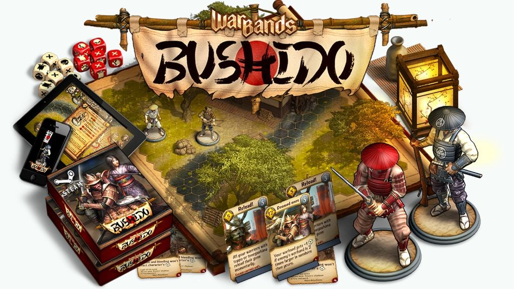Warbands: Bushido de Red Unit Studios
