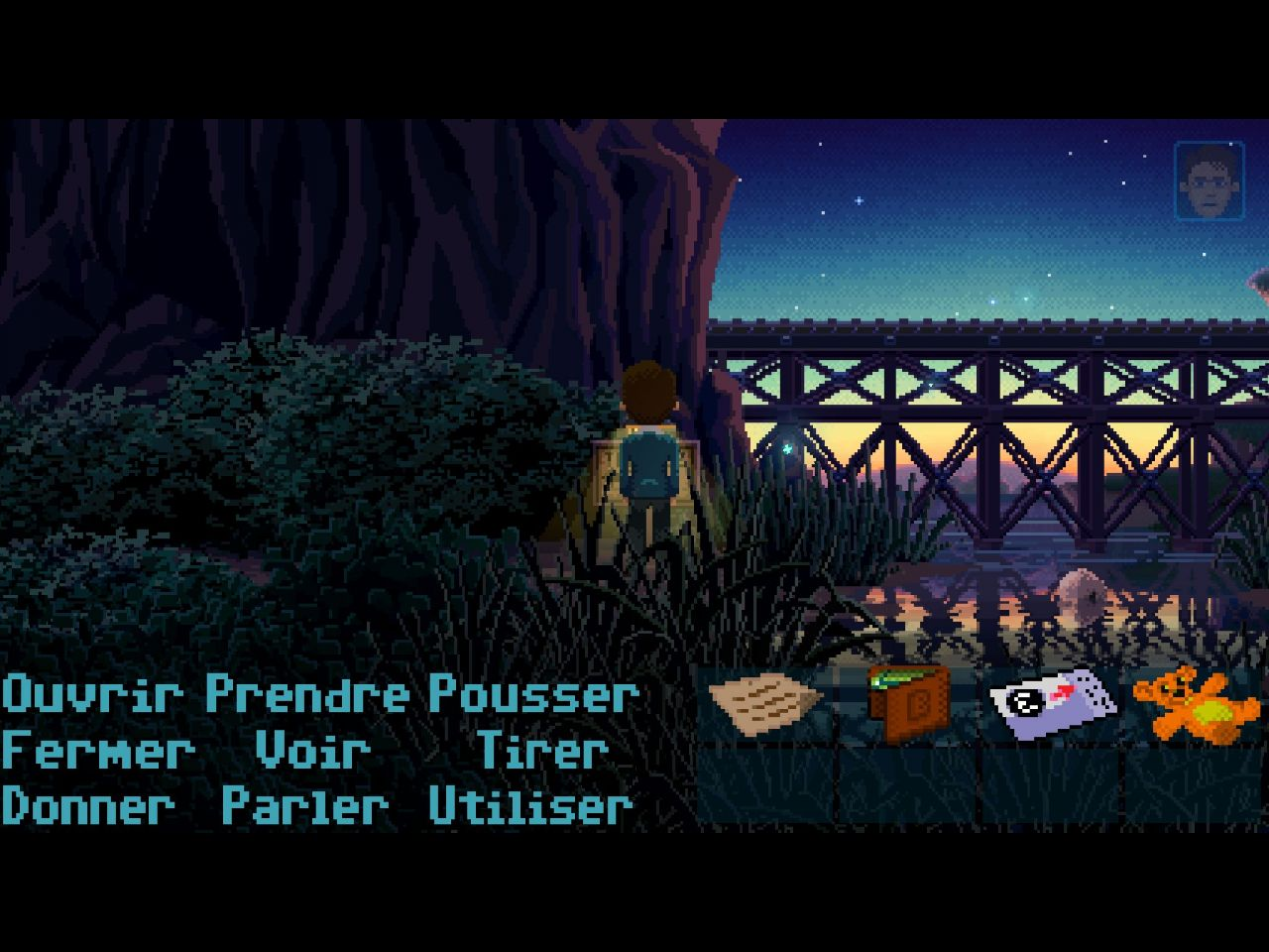 Thimbleweed Park (copie d'écran 4 sur iPhone / iPad)