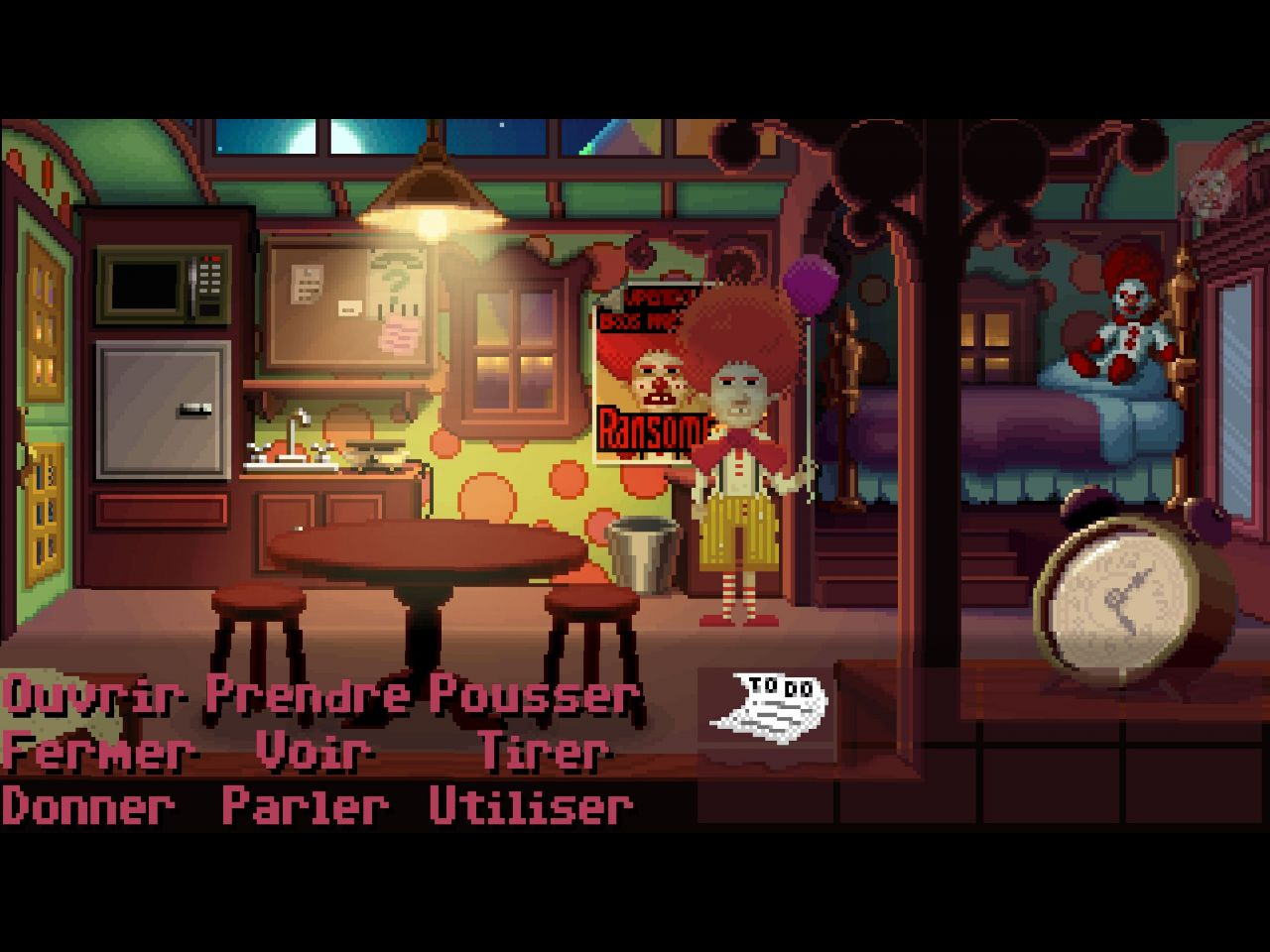 Thimbleweed Park (copie d'écran 12 sur iPhone / iPad)