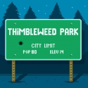 Test iOS (iPhone / iPad) de Thimbleweed Park