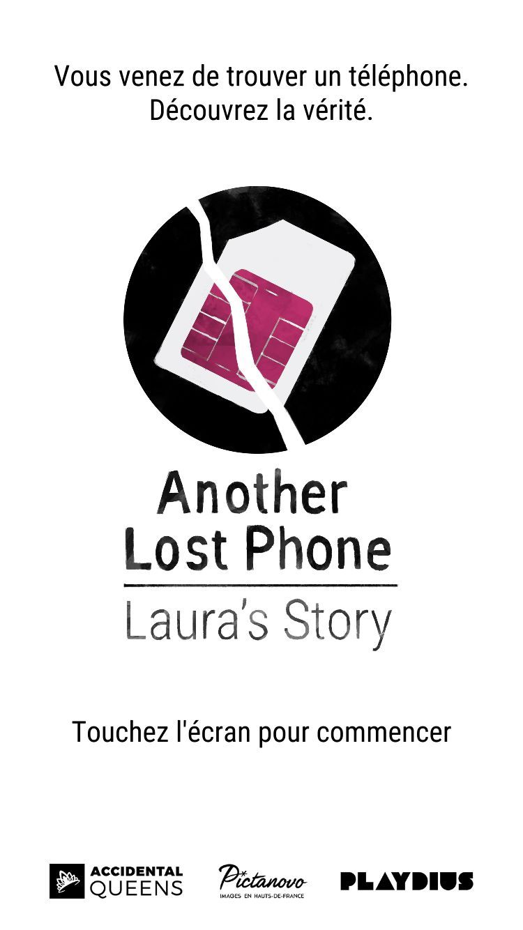 Another Lost Phone: Laura's Story (copie d'écran 1 sur iPhone / iPad)