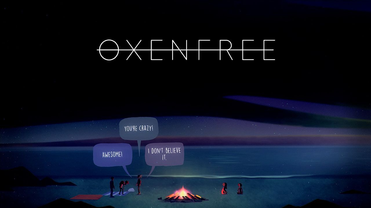 OXENFREE de Night School Studio