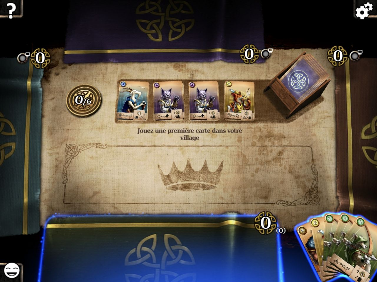Harald: un jeu d'influence (copie d'écran 3 sur iPhone / iPad)