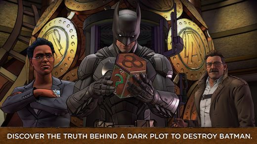 Batman: The Enemy Within de Telltale