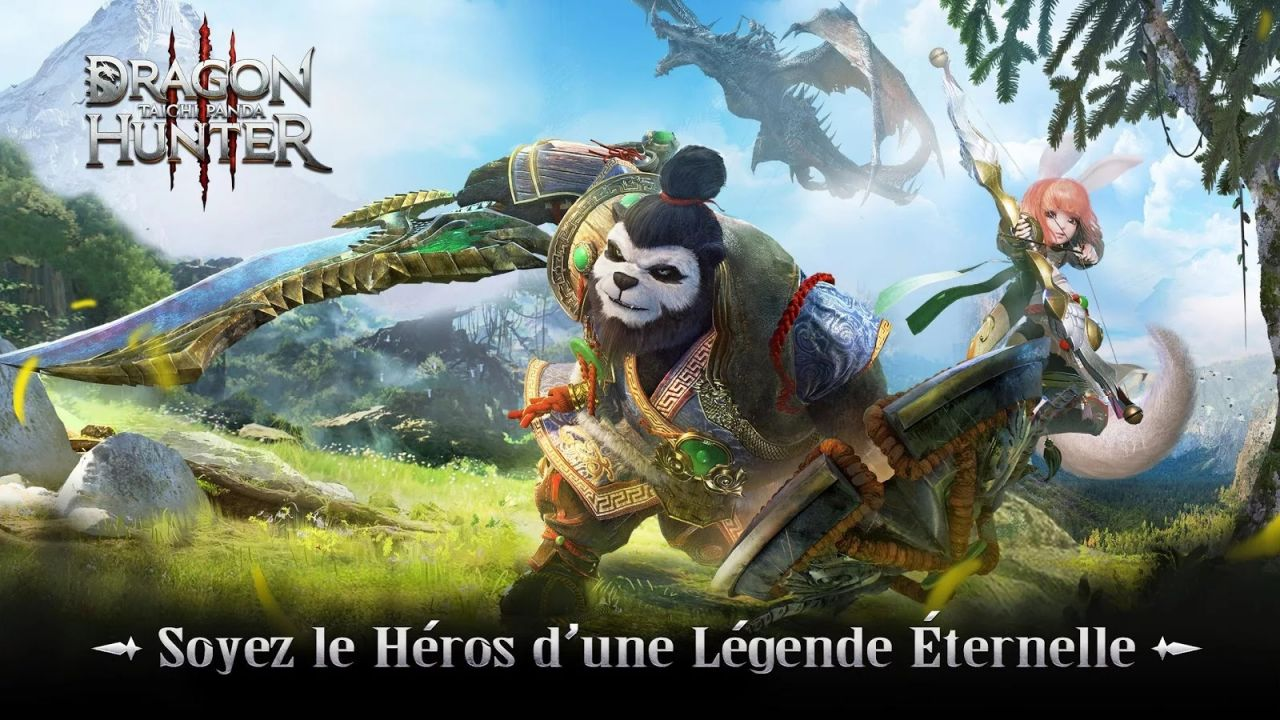Taichi Panda 3: Dragon Hunter de Snail Games