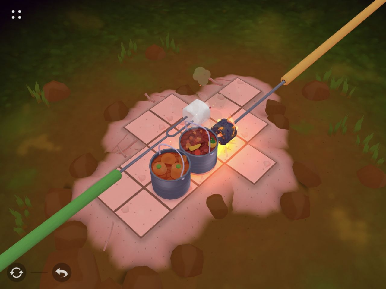 Campfire Cooking (copie d'écran 12 sur iPhone / iPad)