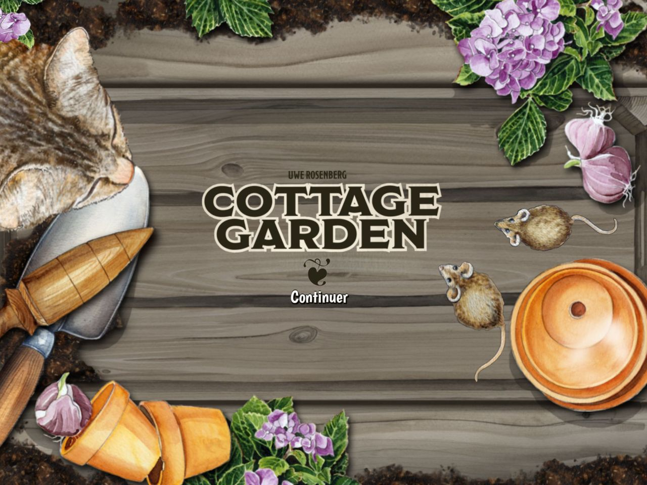 Cottage Garden (copie d'écran 1 sur Android)