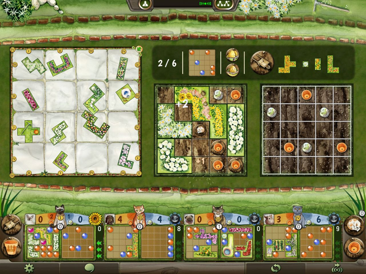 Cottage Garden (copie d'écran 7 sur Android)