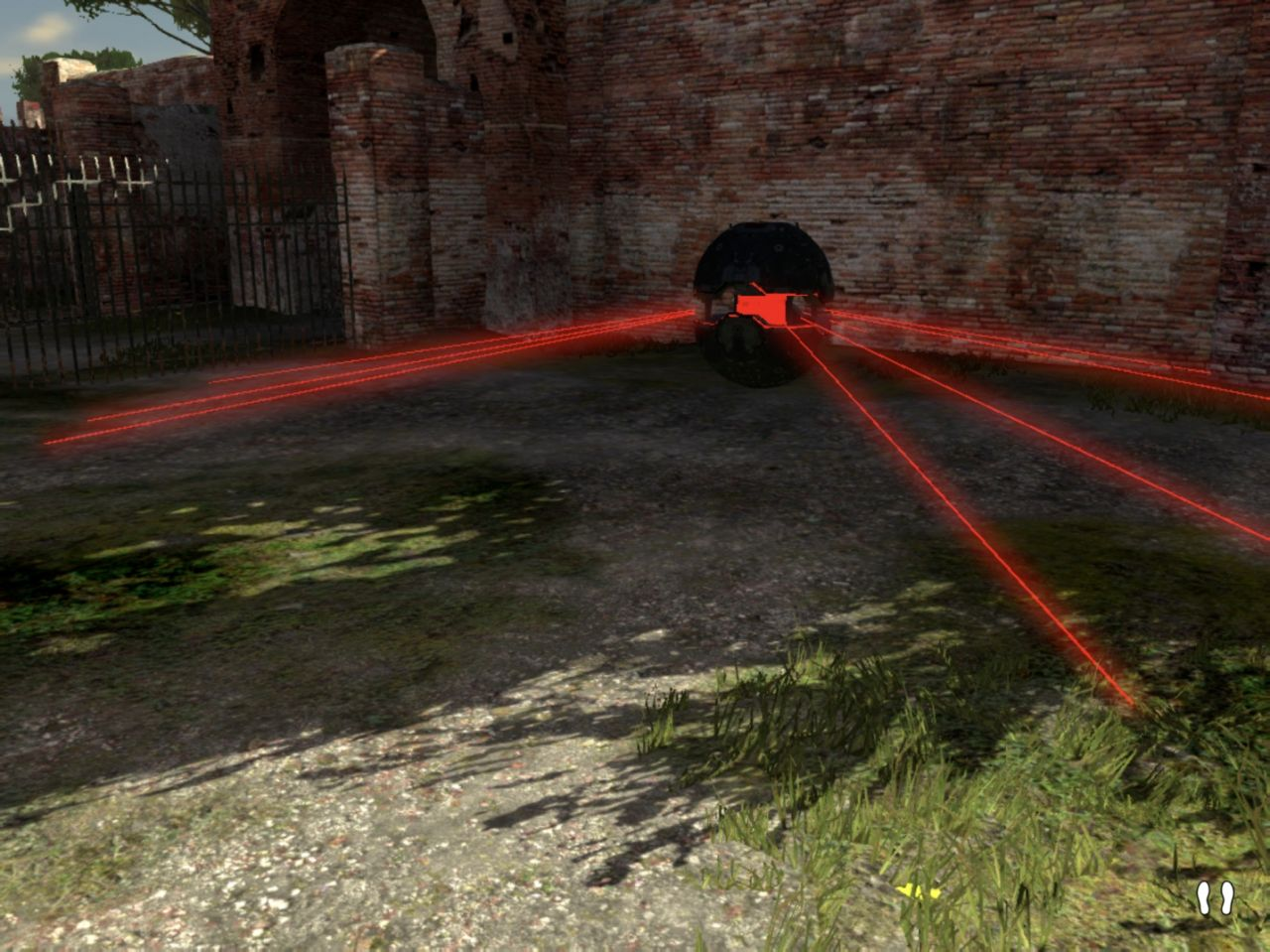 The Talos Principle (copie d'écran 4 sur iPhone / iPad)