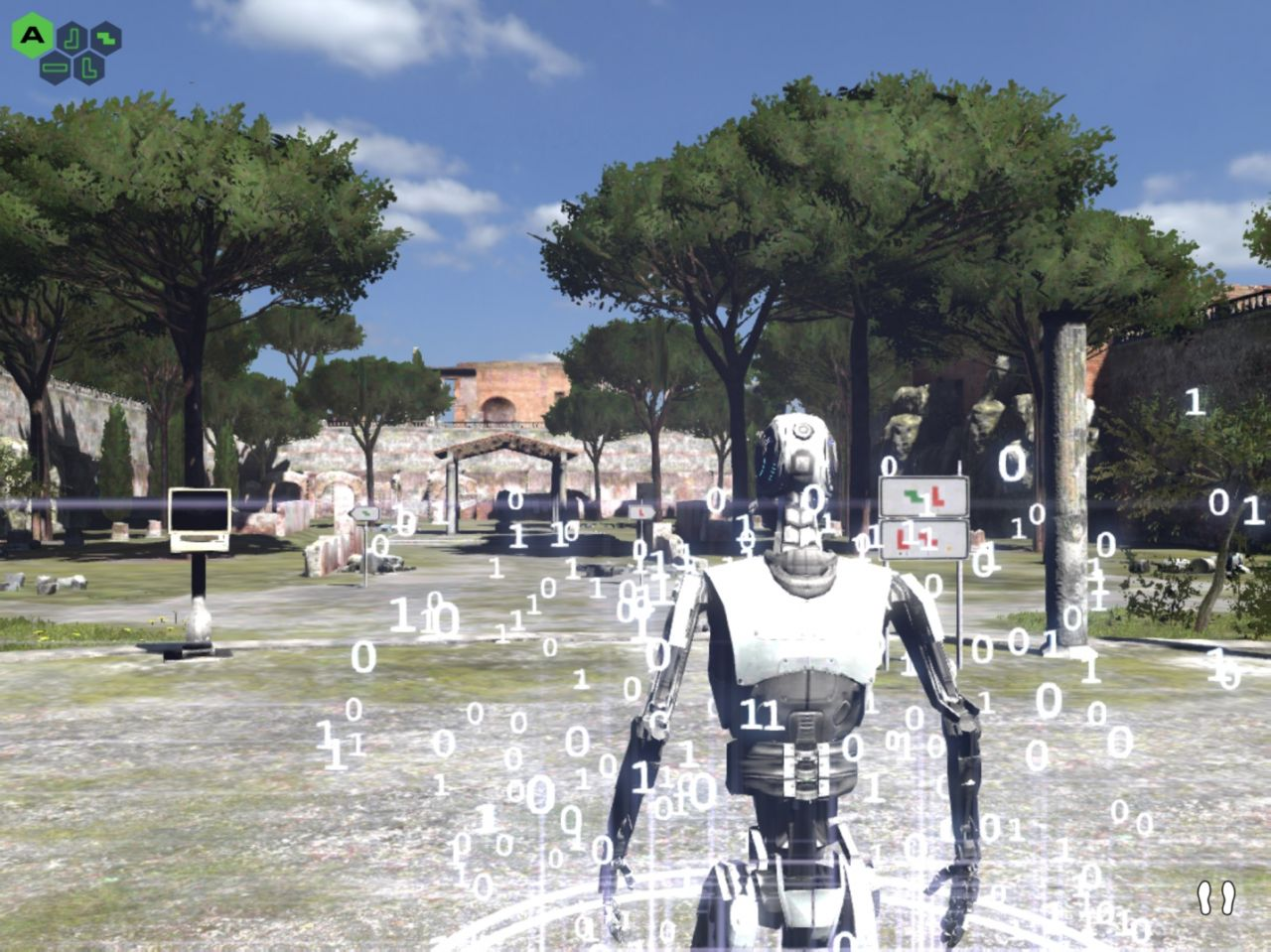 The Talos Principle (copie d'écran 16 sur iPhone / iPad)