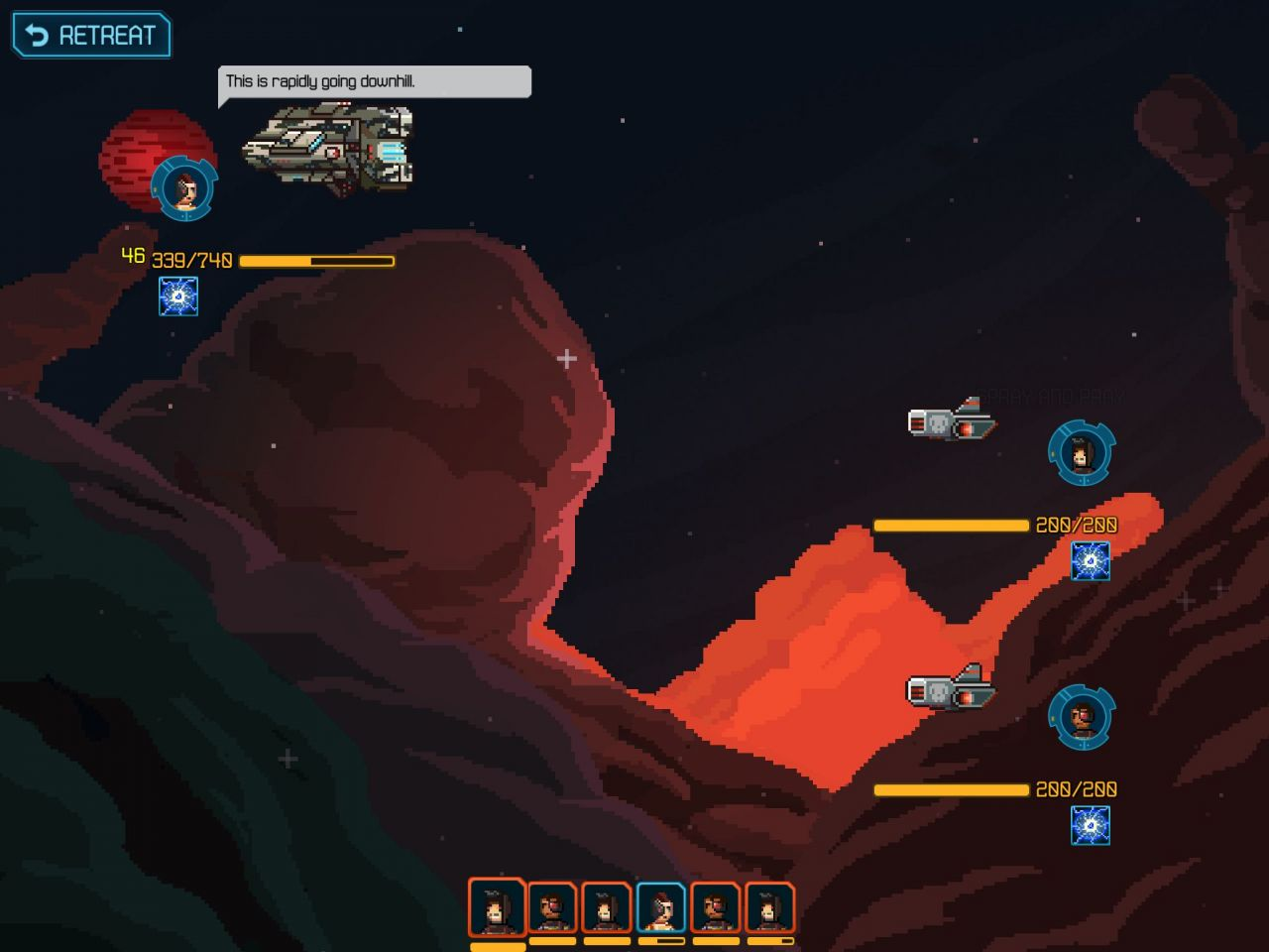 Halcyon 6: Starbase Commander (copie d'écran 12 sur iPhone / iPad)