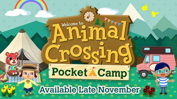 Animal Crossing: Pocket Camp de Nintendo