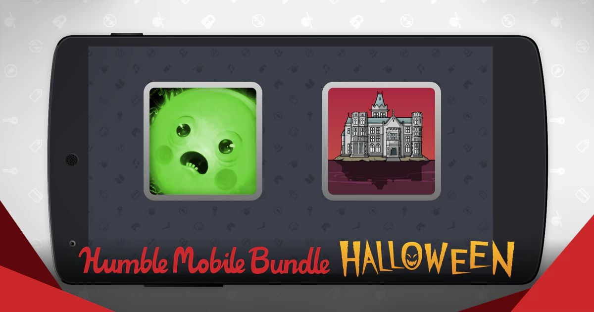 Humble Bundle Mobile spécial Halloween