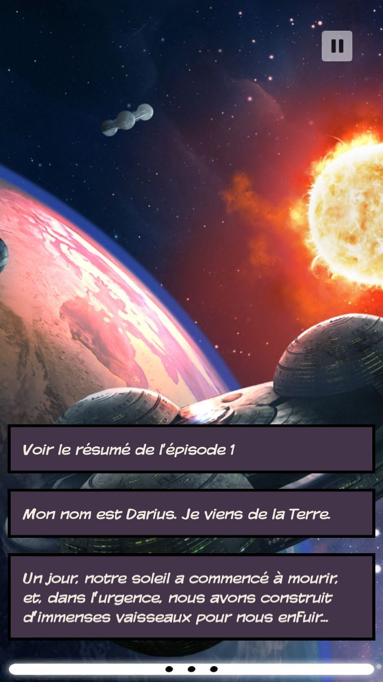 Out There Chronicles (Episode 2) (copie d'écran 2 sur Android)
