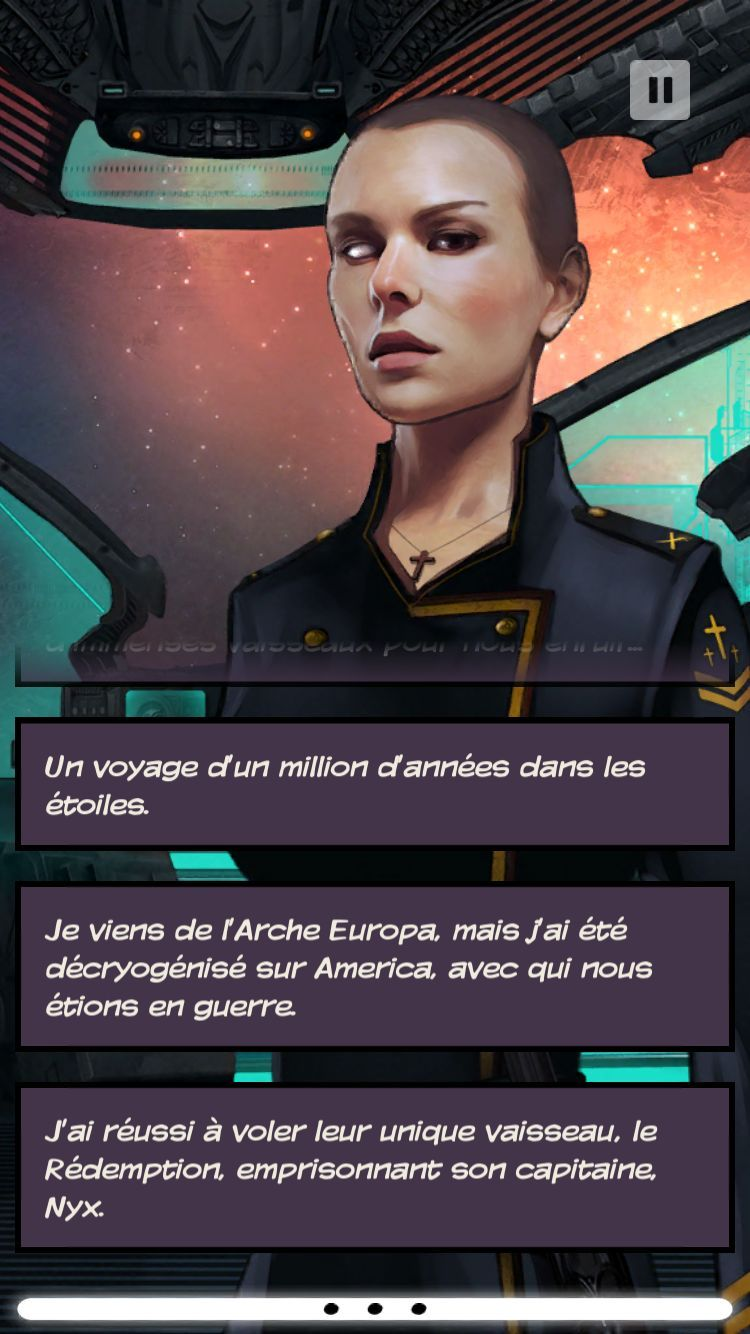 Out There Chronicles (Episode 2) (copie d'écran 3 sur Android)