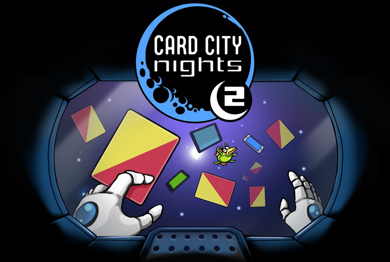 Card City Nights 2 de Ludosity