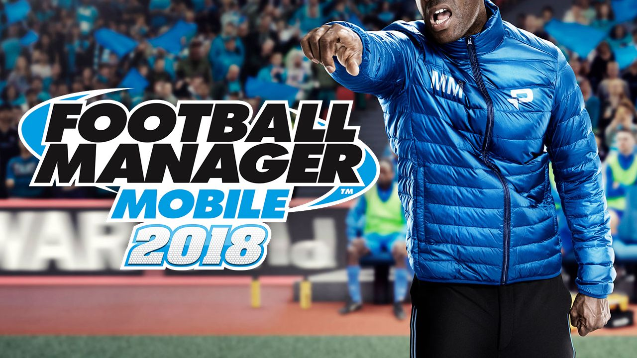 Football Manager Mobile 2018 de SEGA