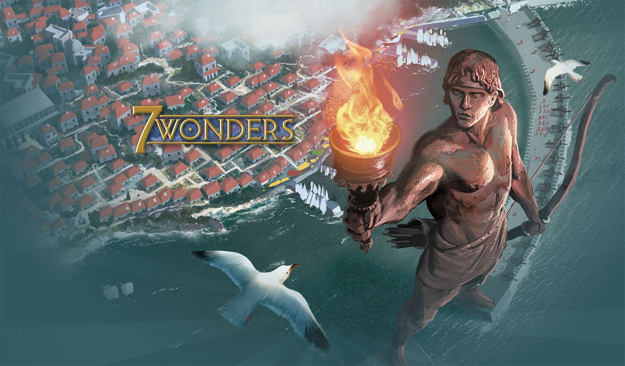 7 Wonders de Repos Production