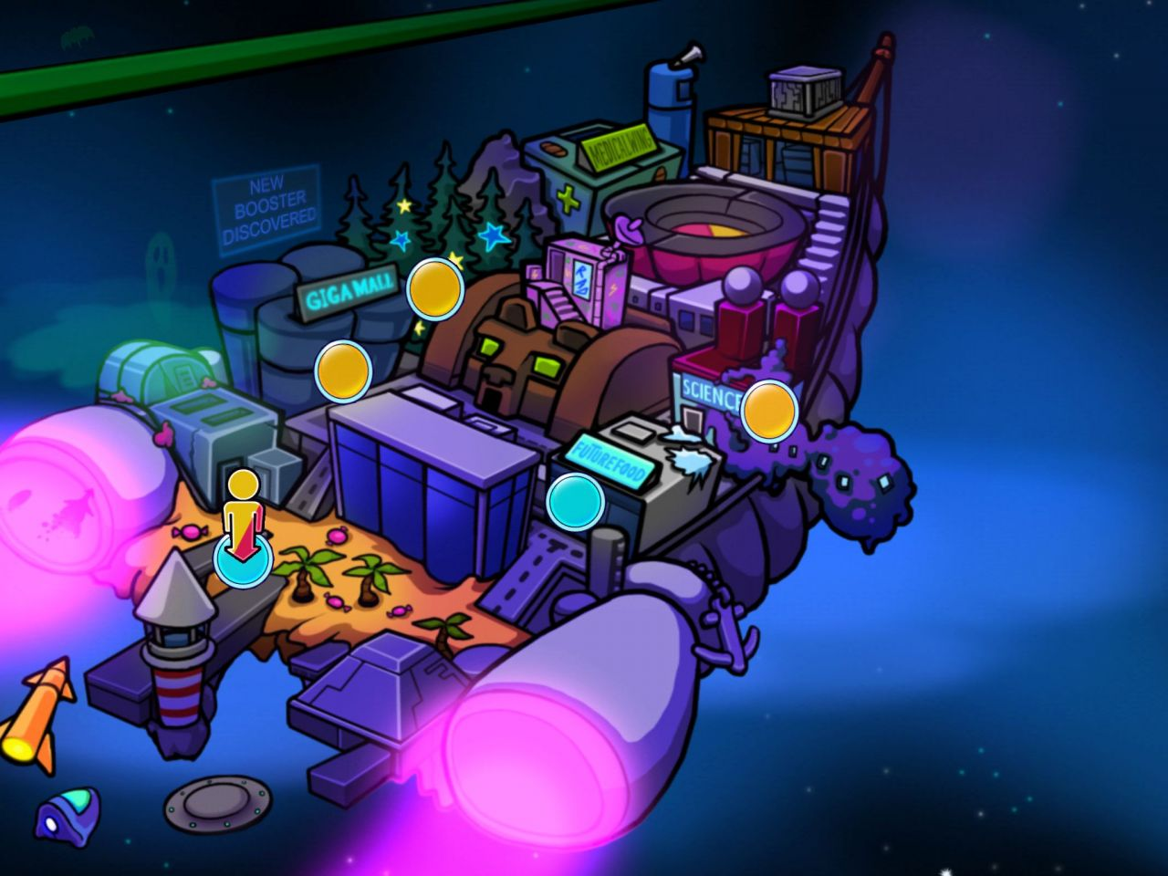 Card City Nights 2 (copie d'écran 4 sur iPhone / iPad)