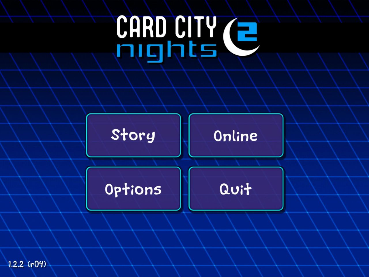 Card City Nights 2 (copie d'écran 2 sur iPhone / iPad)