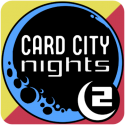 Test Android de Card City Nights 2