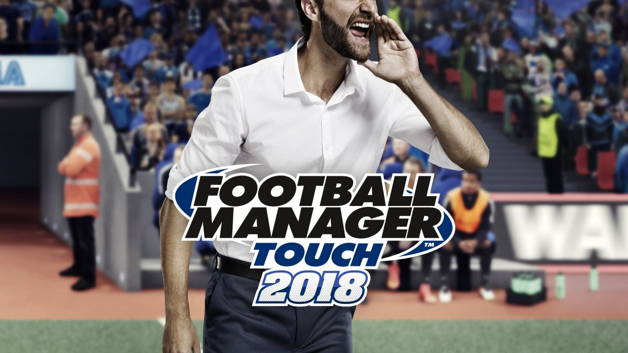 Football Manager Touch 2018 de SEGA