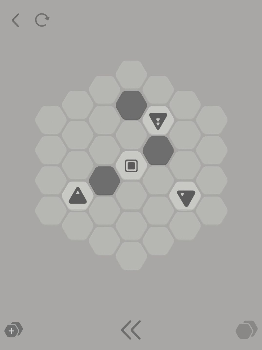 Hexa Turn (copie d'écran 6 sur iPhone / iPad)
