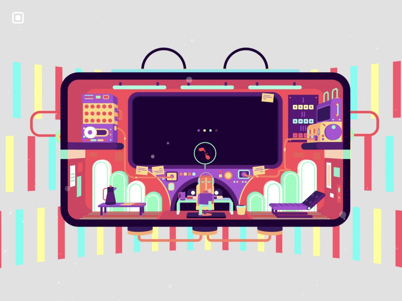 GNOG (copie d'écran 7 sur iPhone / iPad)