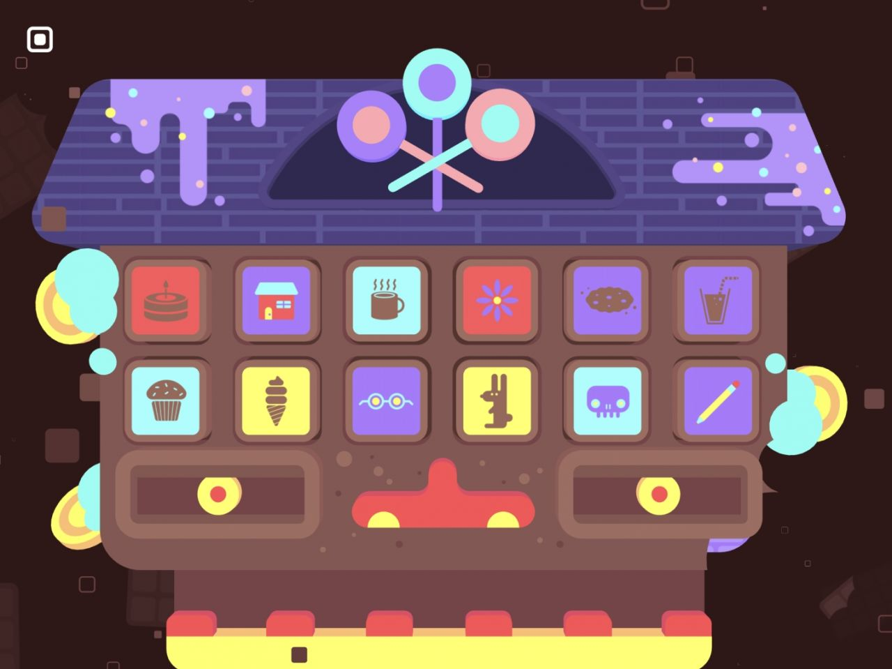 GNOG (copie d'écran 14 sur iPhone / iPad)