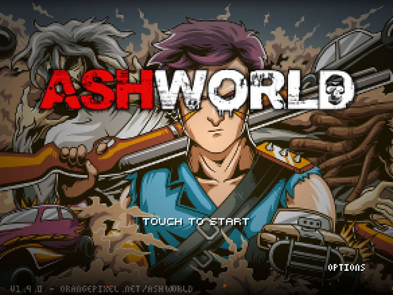 Ashworld (copie d'écran 2 sur iPhone / iPad)