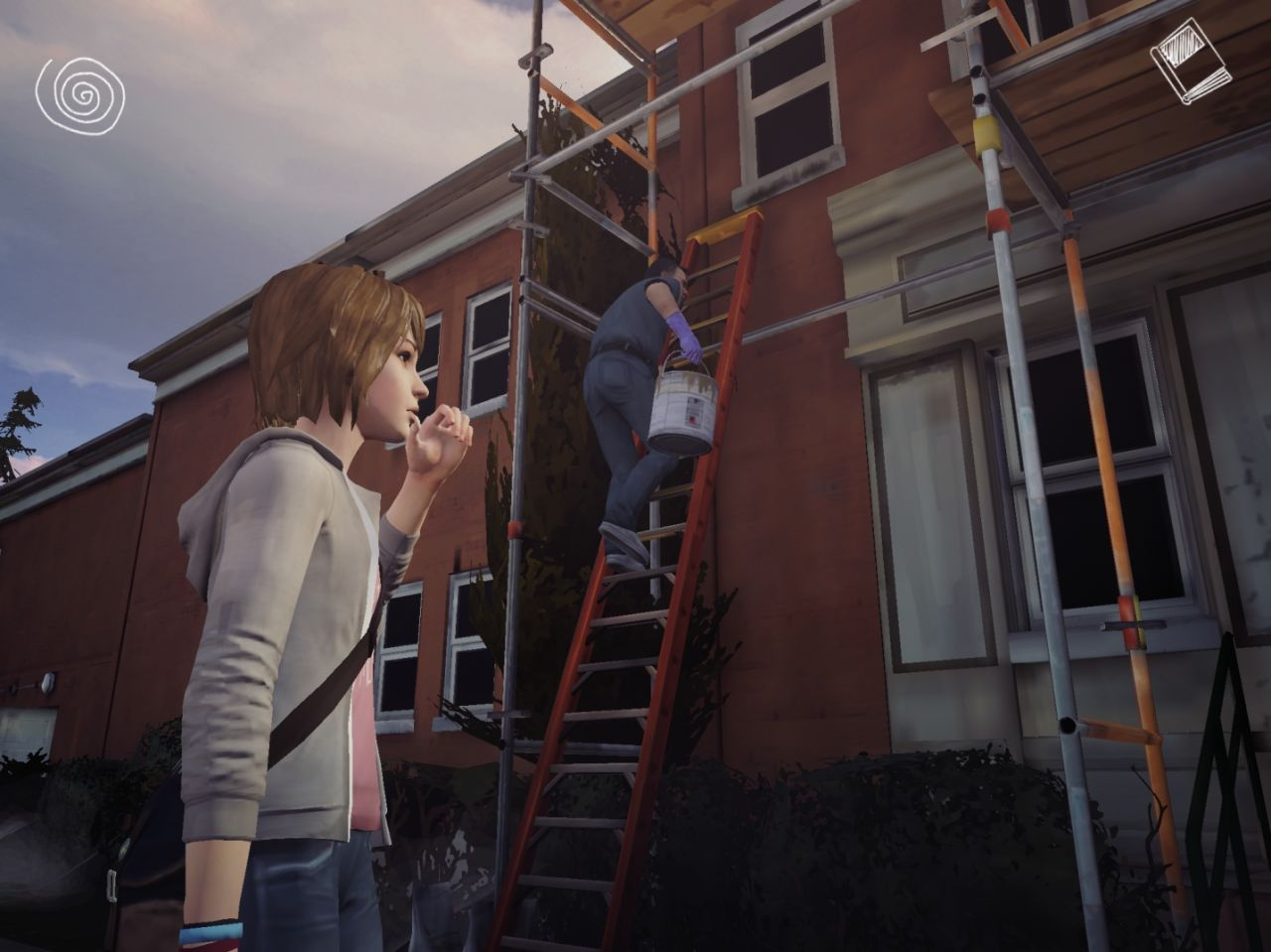 Life Is Strange (Episode 1) (copie d'écran 20 sur iPhone / iPad)