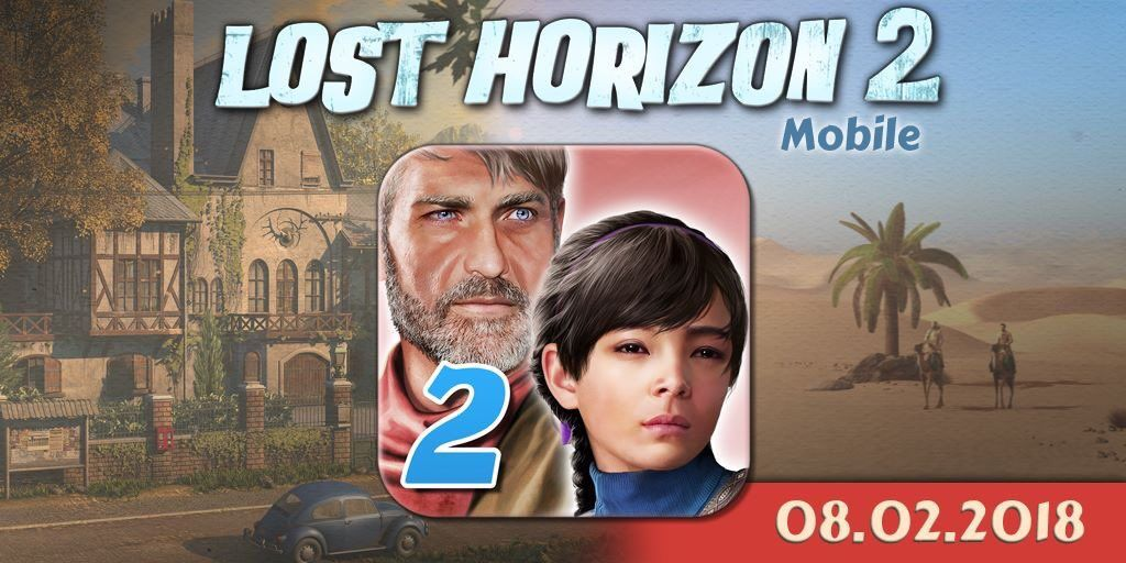 Lost Horizon 2 de Animation Arts