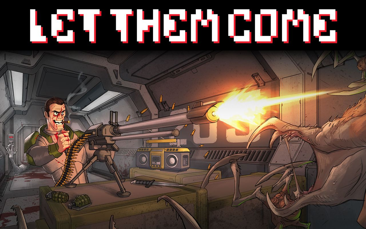 Let Them Come de Versus Evil et Tuatara Games