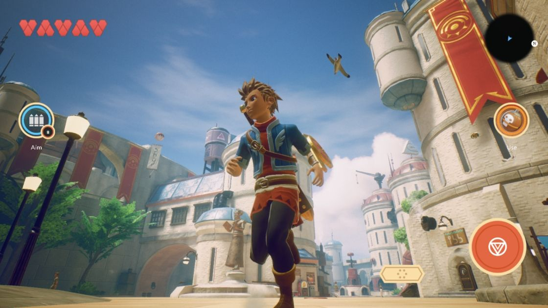 Oceanhorn 2: Knights of the Lost Realm (Copie d'écran 1)