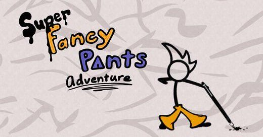 Super Fancy Pants Adventure de Kongregate et Brad Borne