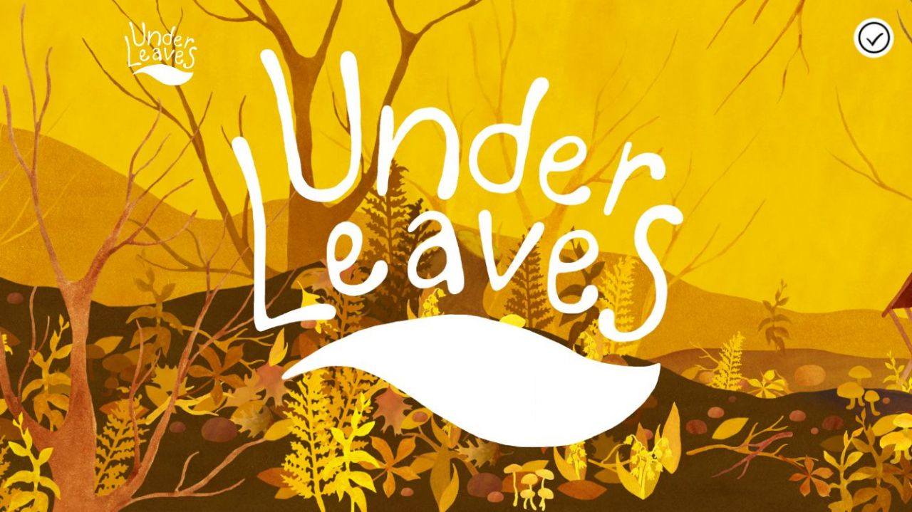 Under Leaves (copie d'écran 1 sur Android)