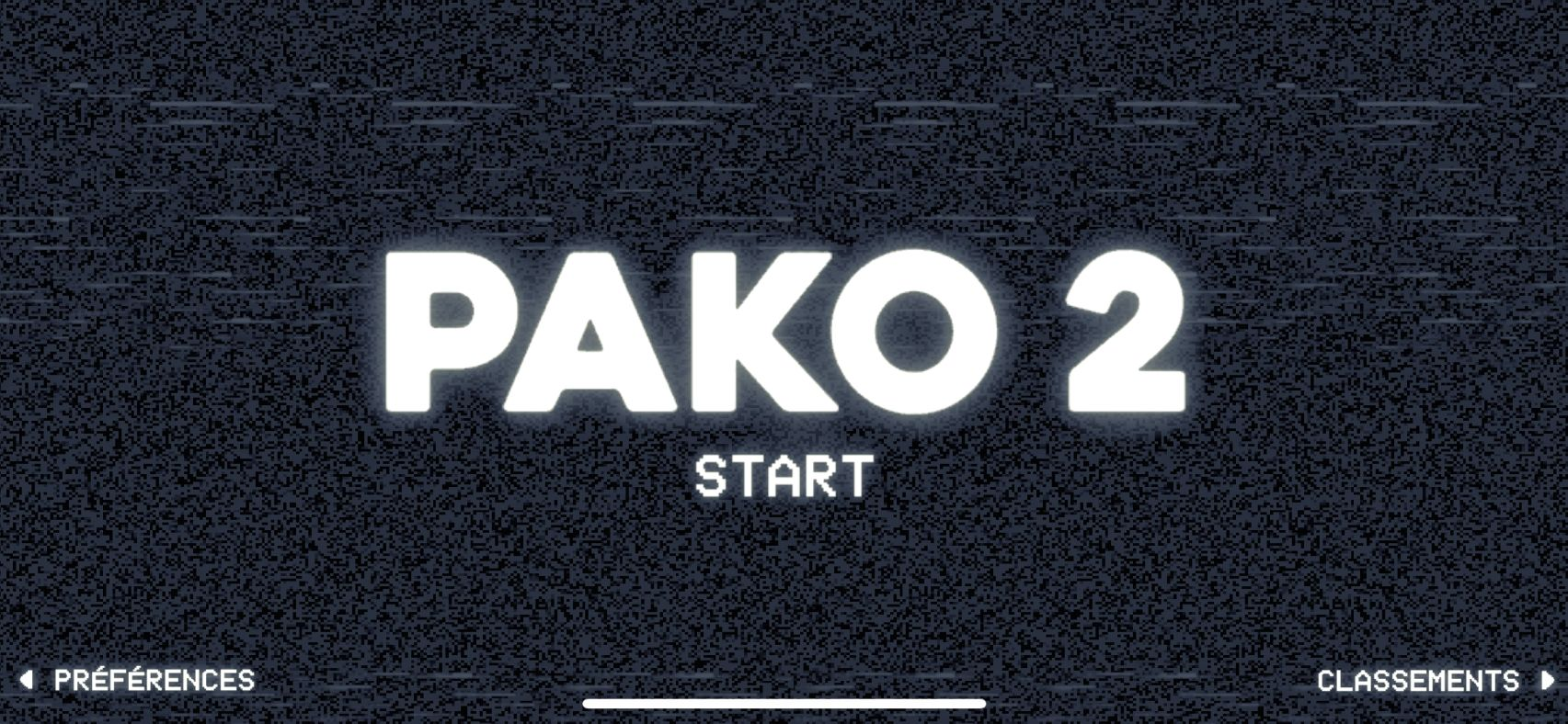 PAKO 2 (copie d'écran 1 sur iPhone / iPad)