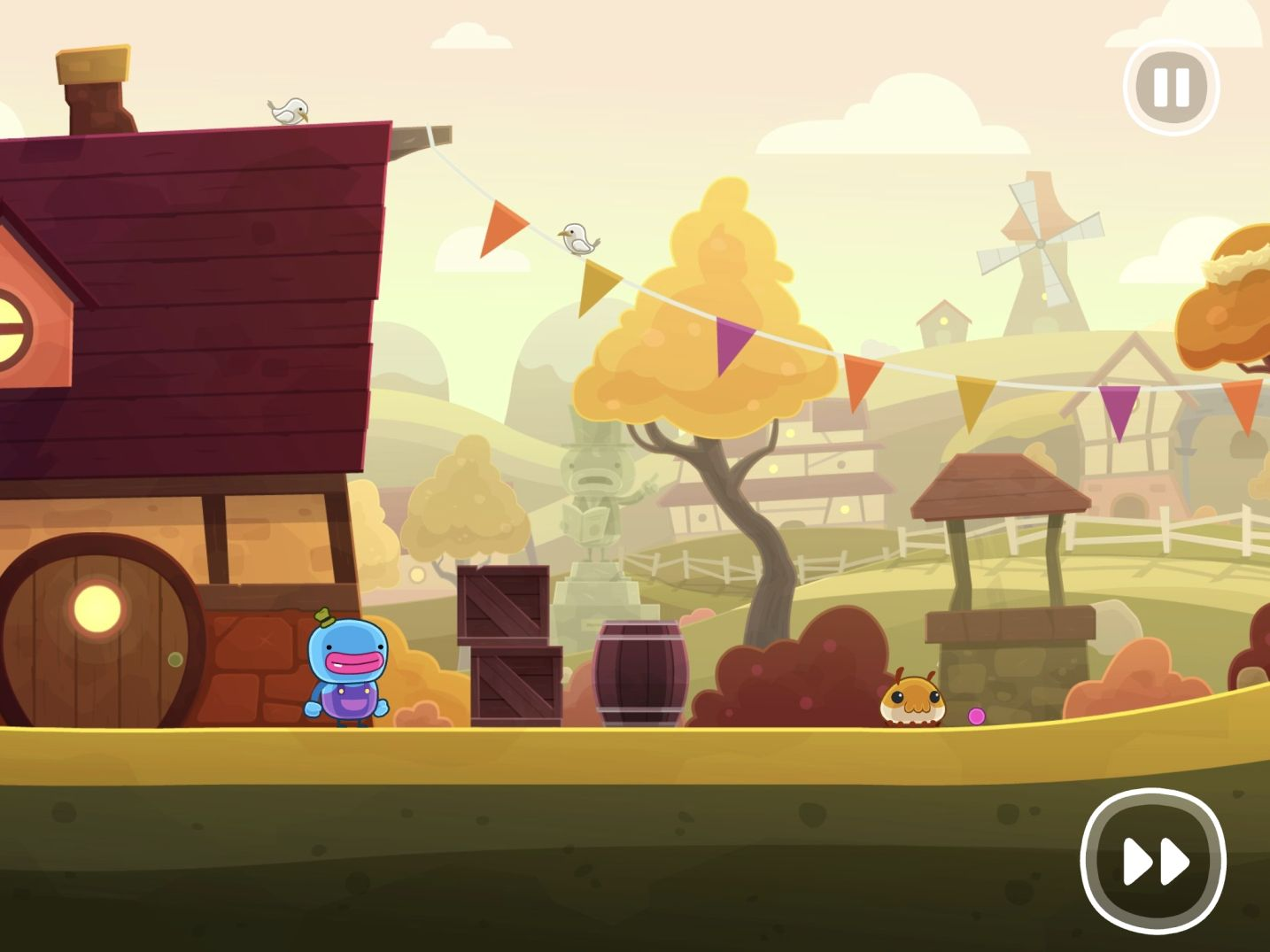 Bring You Home (copie d'écran 2 sur iPhone / iPad / Apple TV)
