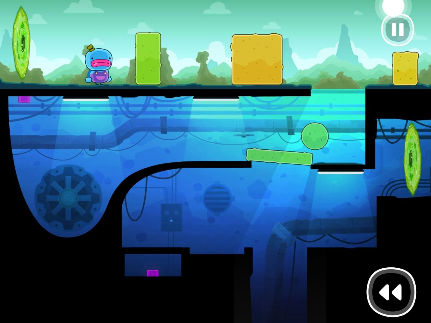 Bring You Home (copie d'écran 5 sur iPhone / iPad / Apple TV)