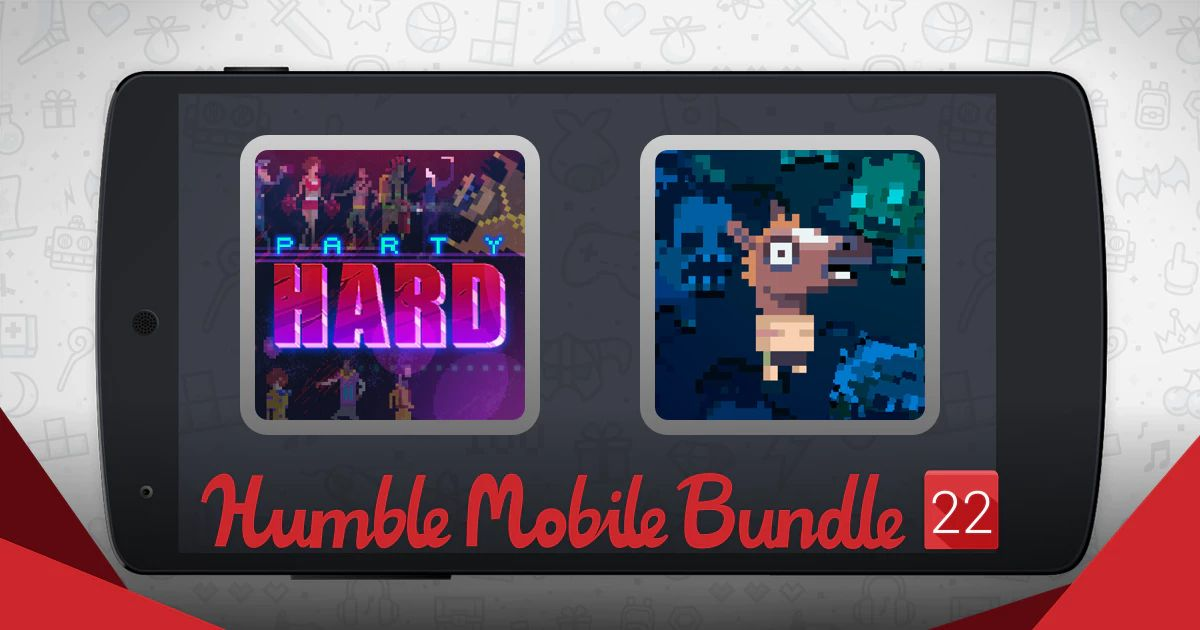 Humble Mobile Bundle 22 pour Android