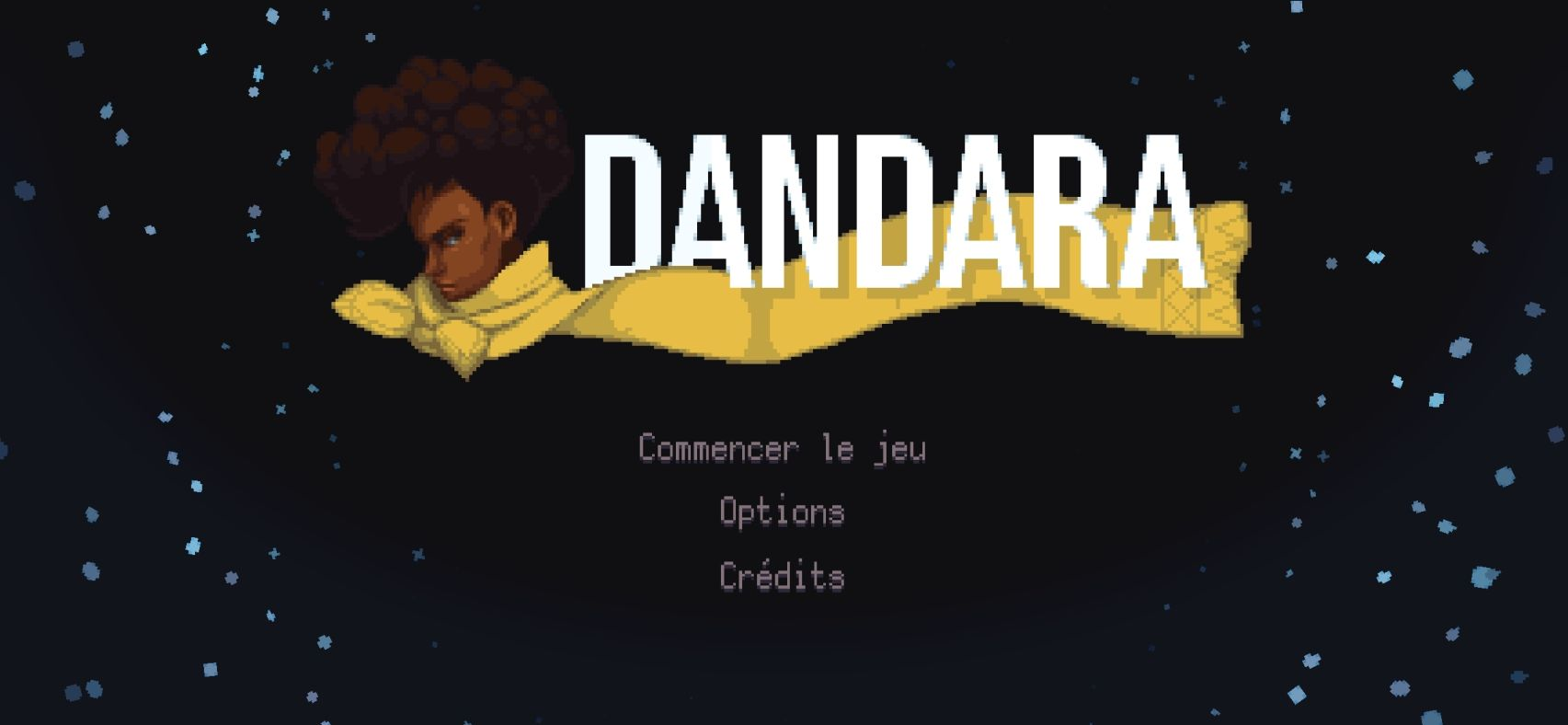 Dandara (copie d'écran 1 sur iPhone / iPad / Apple TV)